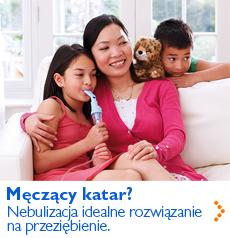 Nebulizacja - idealne rozwiązanie na przeziębienie